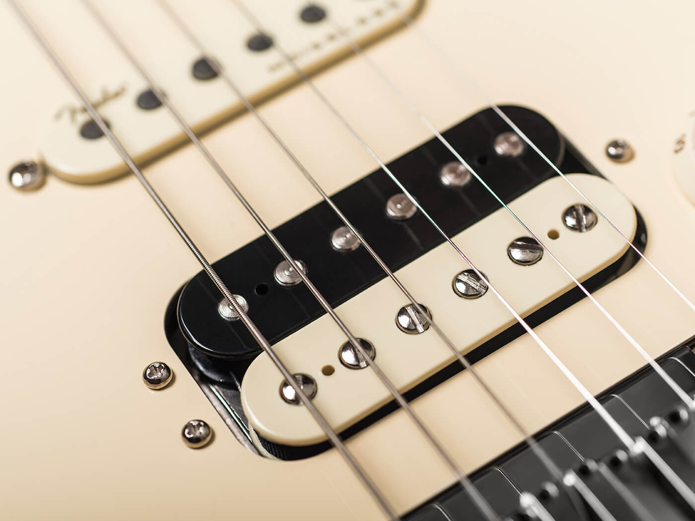 Fender American Ultra Stratocaster (Pickups)