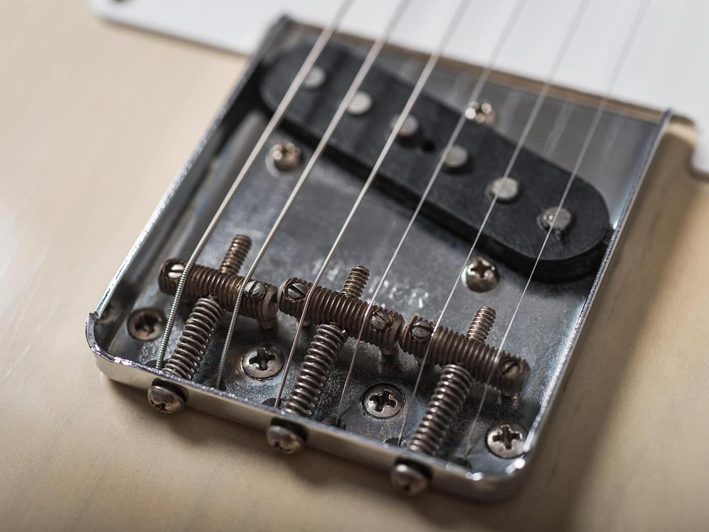 1963 Fender Esquire (Bridge)