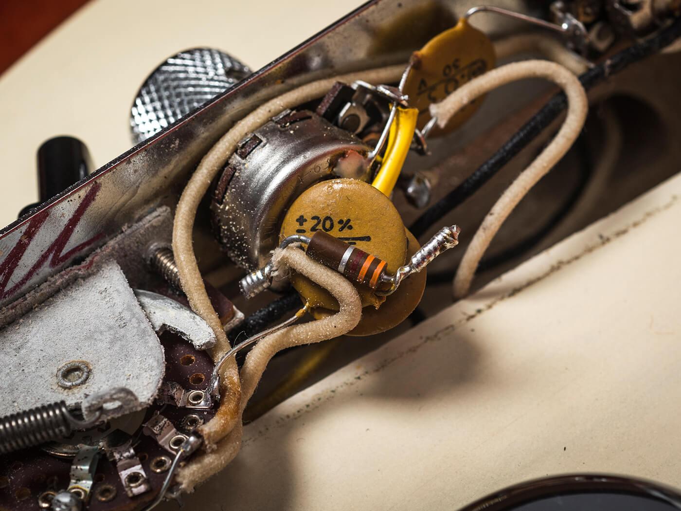 1963 Fender Esquire (Electronics)