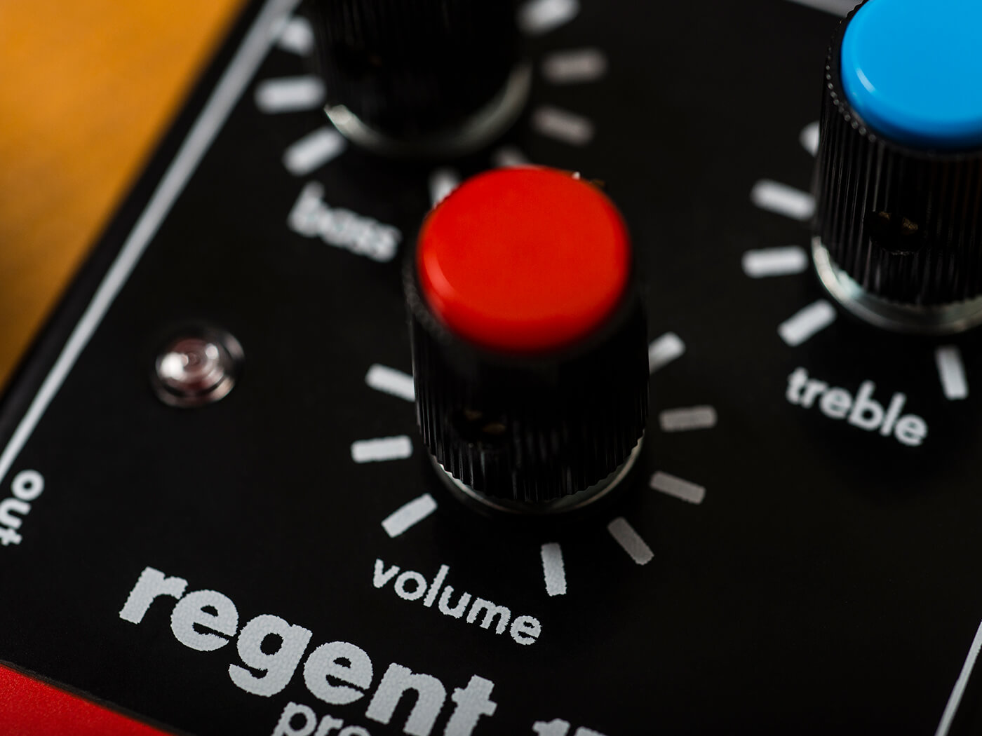 Fredric-Effects-Regent-150-Preamp-&-Verzerrer-Distortion