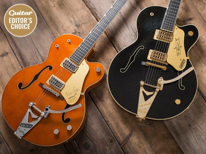 Steve Wariner Signature Nashville Gentleman & Brian Setzer Signature Nashville '59 'Smoke'