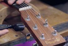 Guitar DIY - Changing Guitar Strings