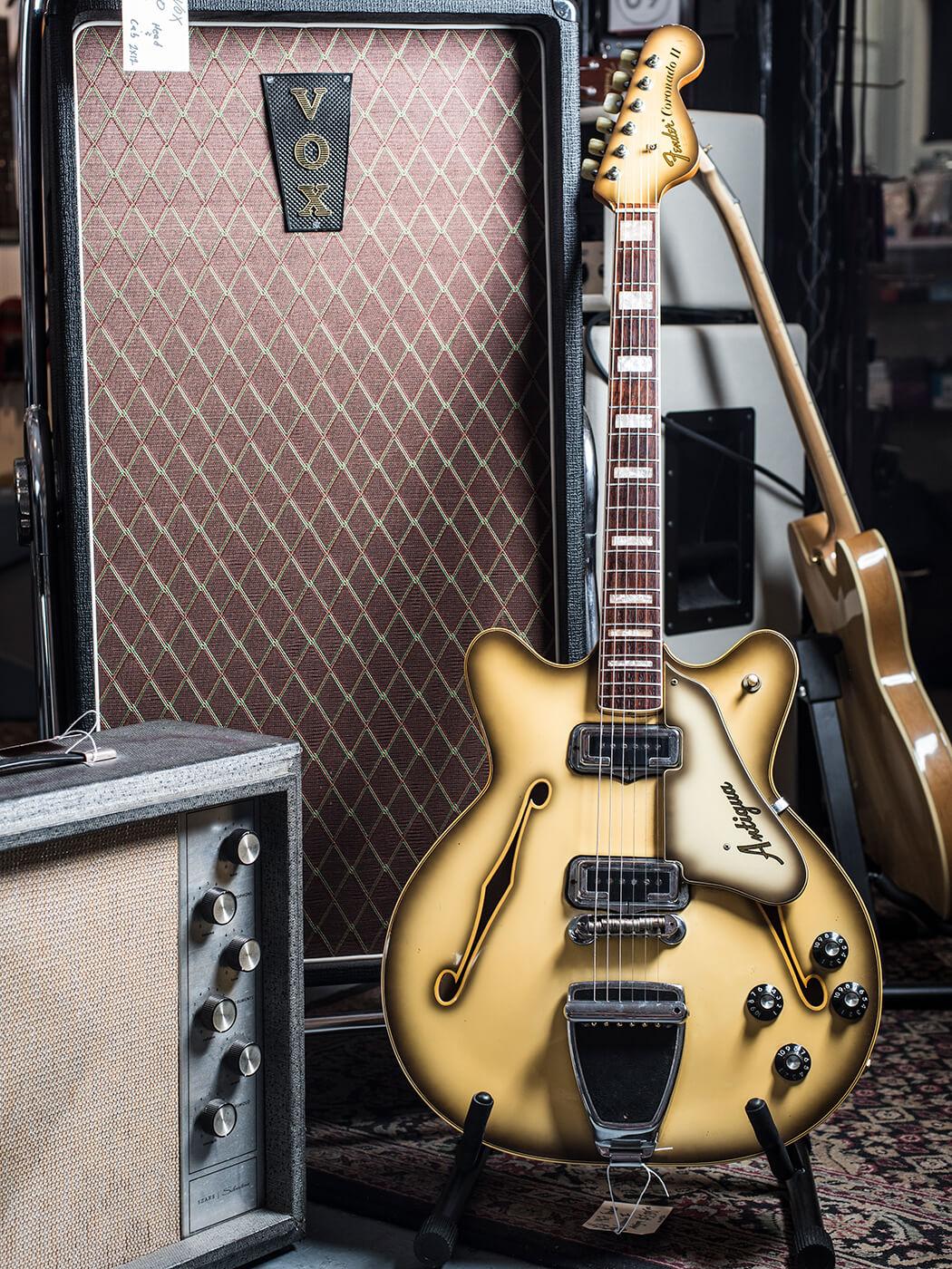 Imperial Vintage 1967 Fender Antigua Coronado II