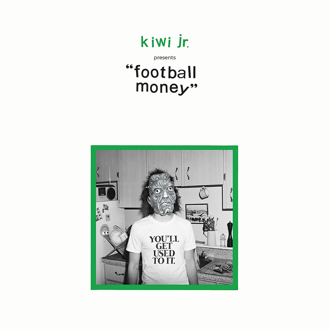 Kiwi Jr (Football Money Cover)