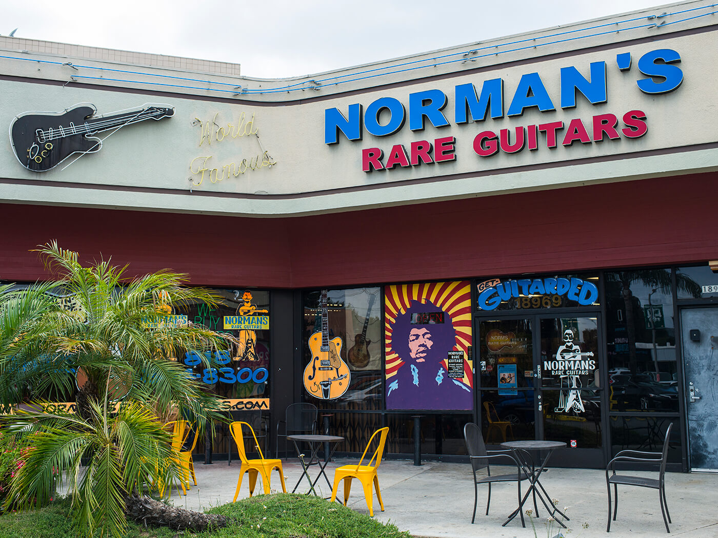 Norman's Rare Guitars