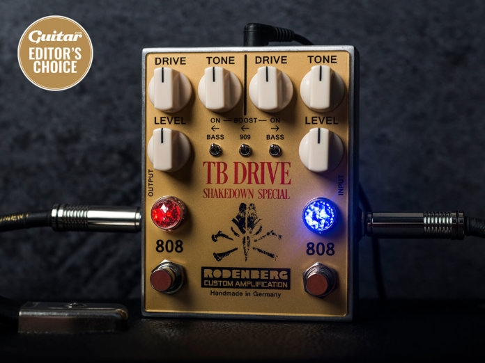 Rodenberg TB Drive Shakedown Special