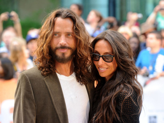 Chris and Vicky Cornell.