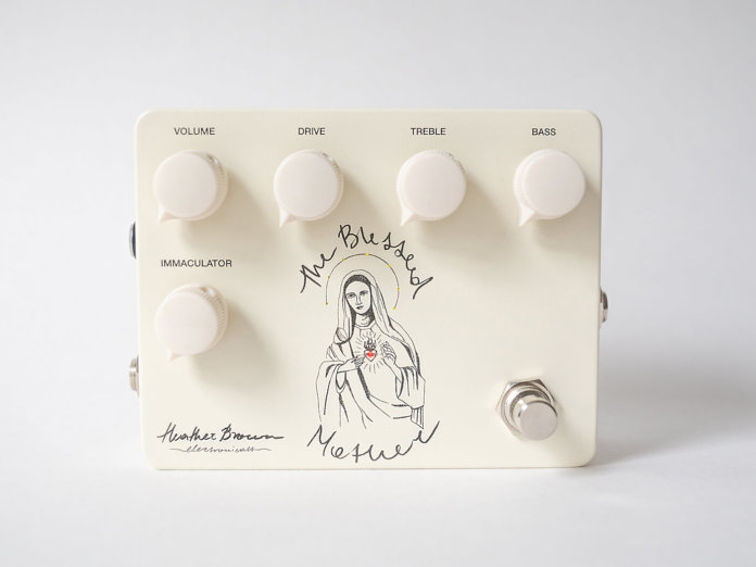 Heather Brown Electronicals Blessed Mother Overdrive V2.
