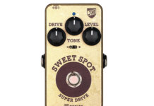 Keeley Electronics Sweet Spot Johnny Hiland Super Drive Overdrive.