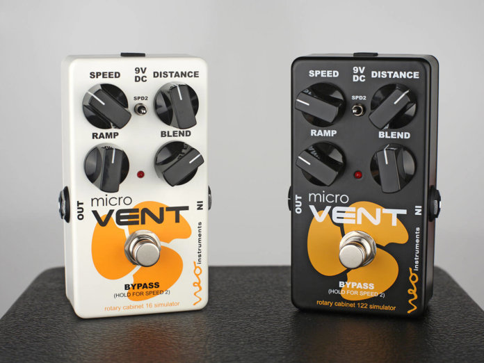 Neo Instruments' two Micro VENTs