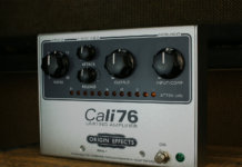 The Origin Effects Cali76-TX