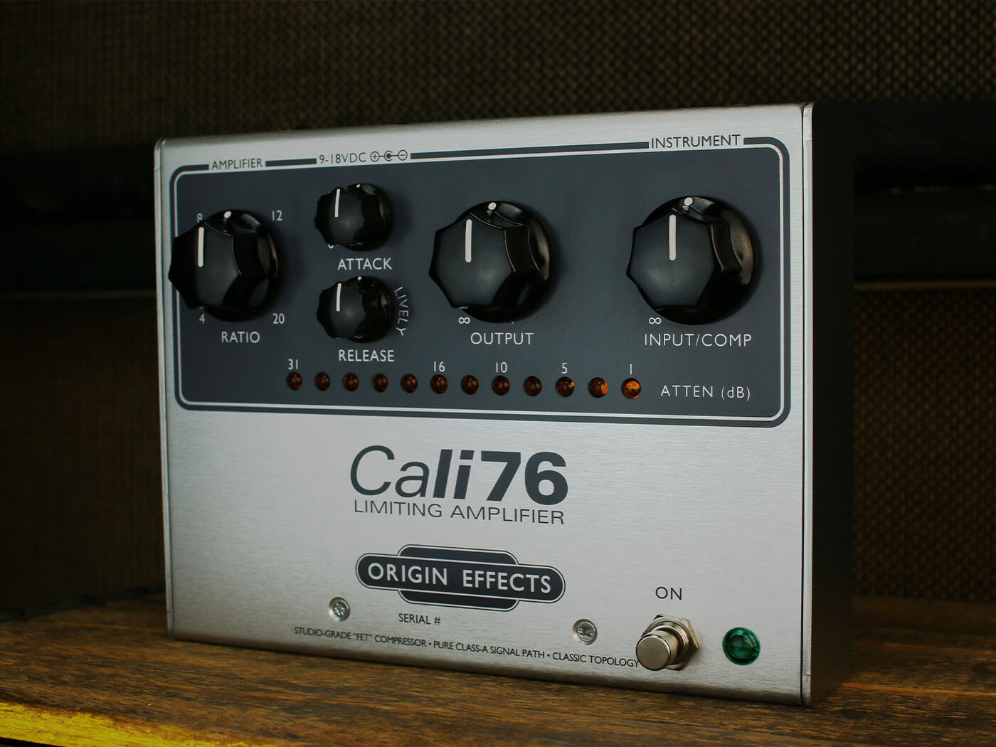 The Origin Effects Cali76-TX