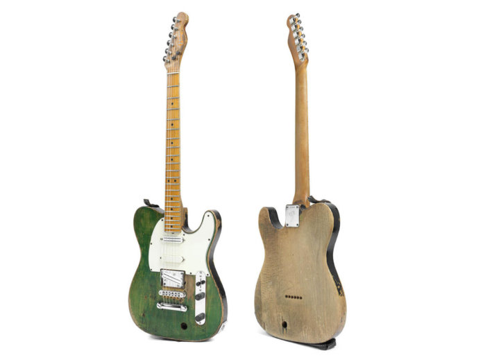 Francis Rossi's Telecaster
