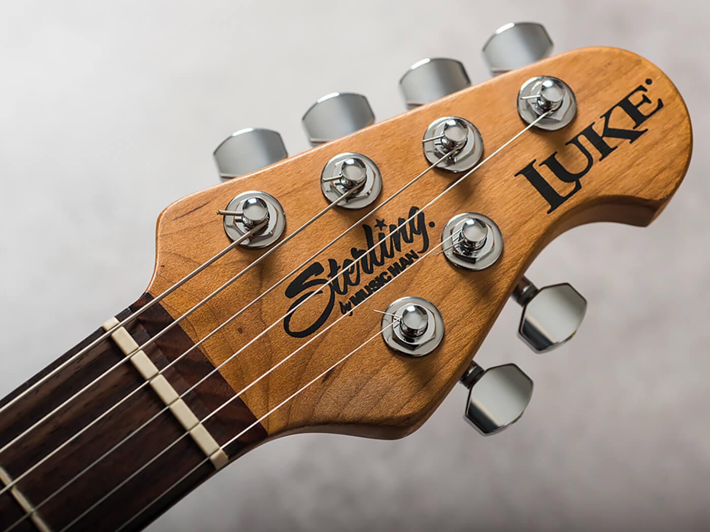 Sterling by Music Man LK100 Luke (Headstock)