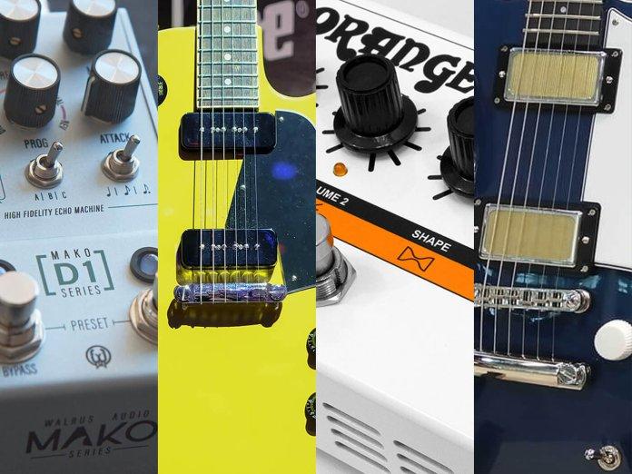 10 Best Guitars, Amps, Pedals