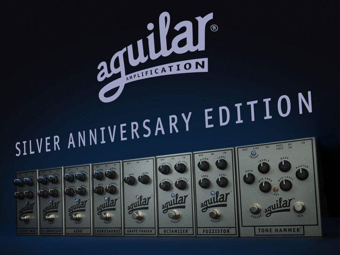 The Aguilar anniversary runs