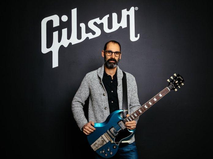 Cesar Gueikian (with SG Pelham Blue)