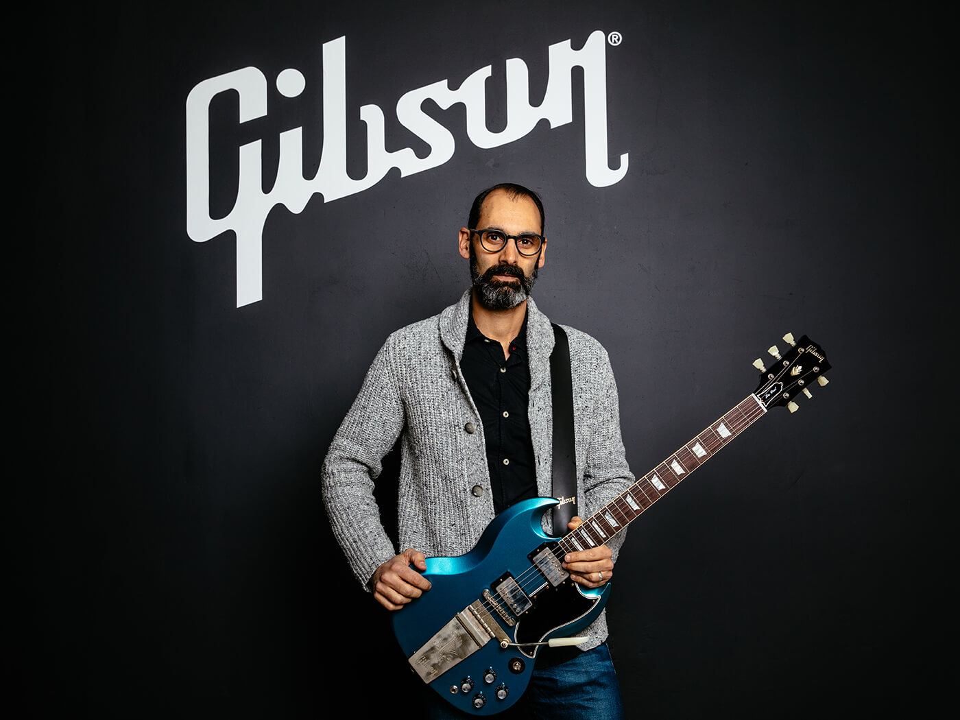 """I have to be the best custodian of the brand I can be"""": Cesar Gueikian on  the past and future of Gibson 
