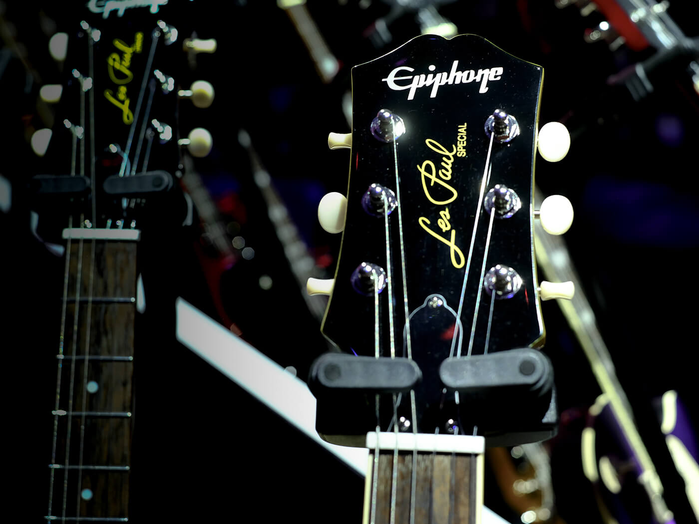 Epiphone Les Paul Special (Headstock)
