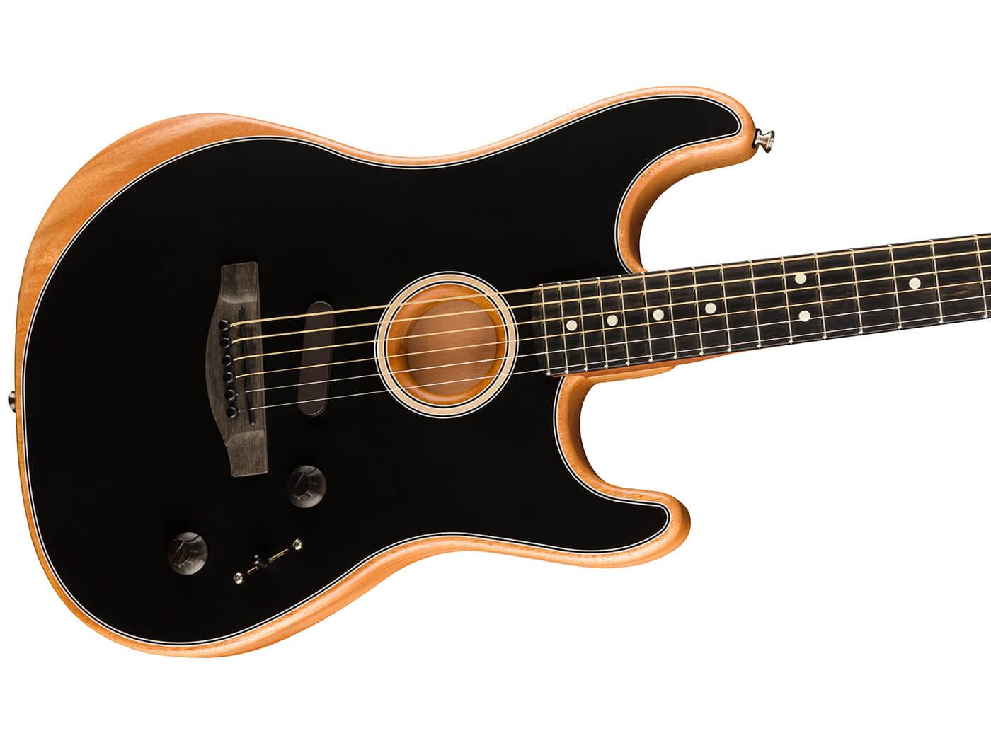 Fender Acoustasonic (Black)
