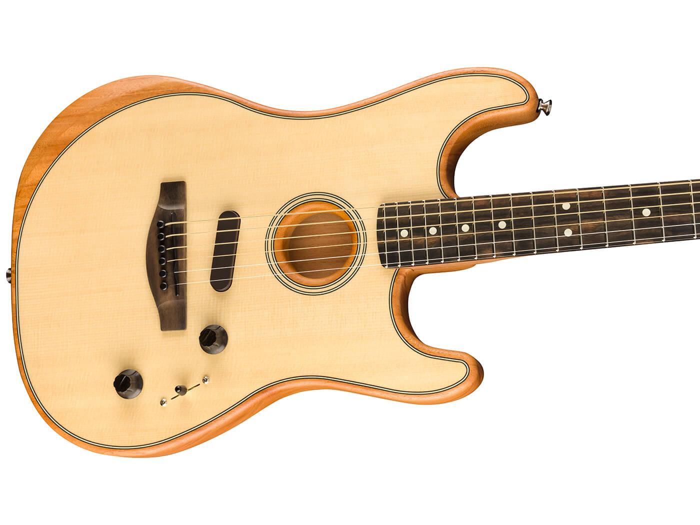 Fender Acoustasonic (Natural)