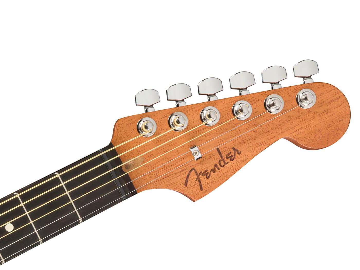 Fender Acoustasonic (Transparent Sonic Blue)