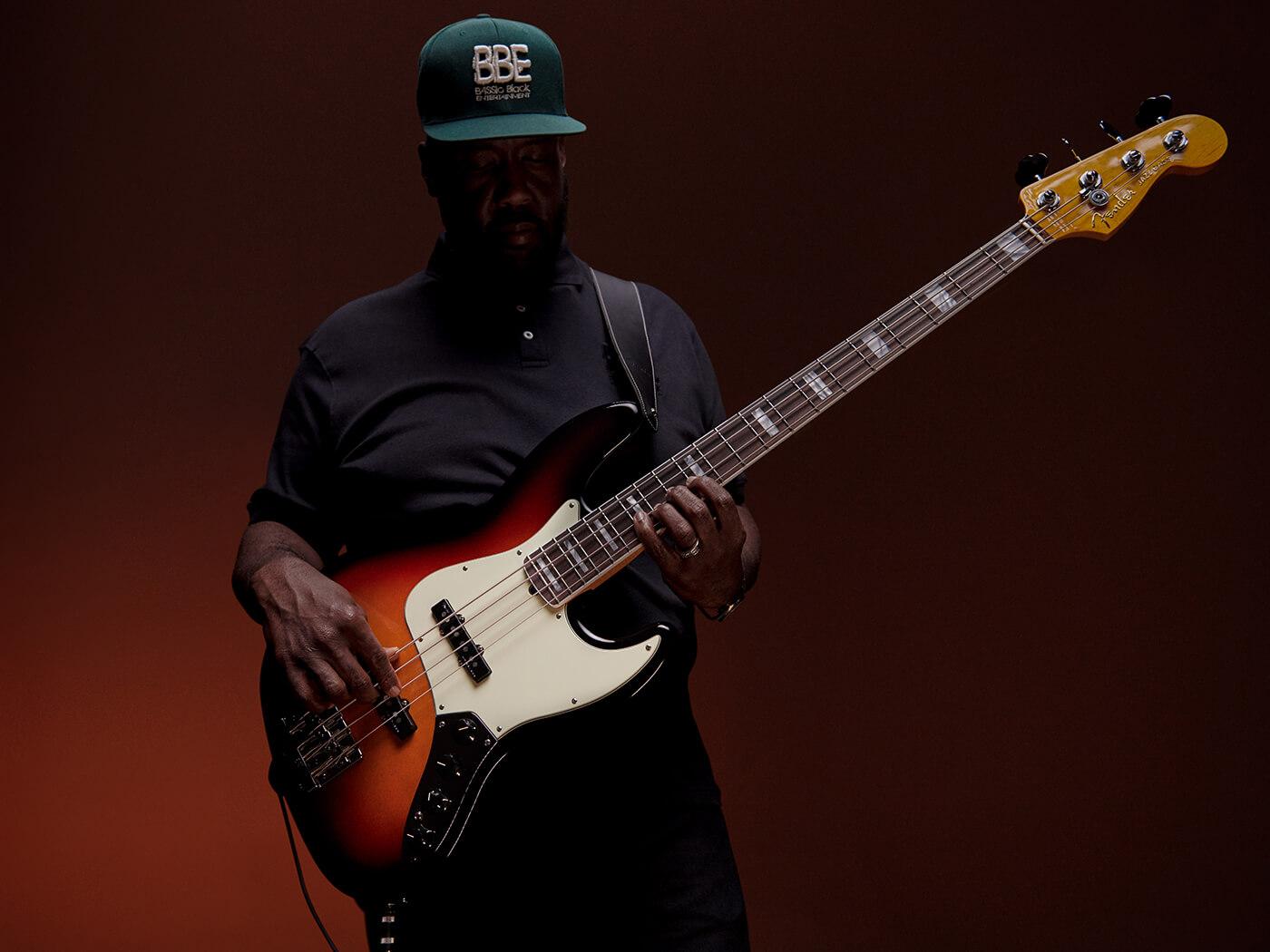 Fender Ultra Adam Blackstone (Jazz Bass)