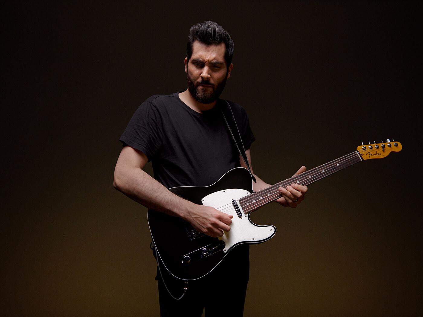 Fender Ultra Ariel Posen Telecaster