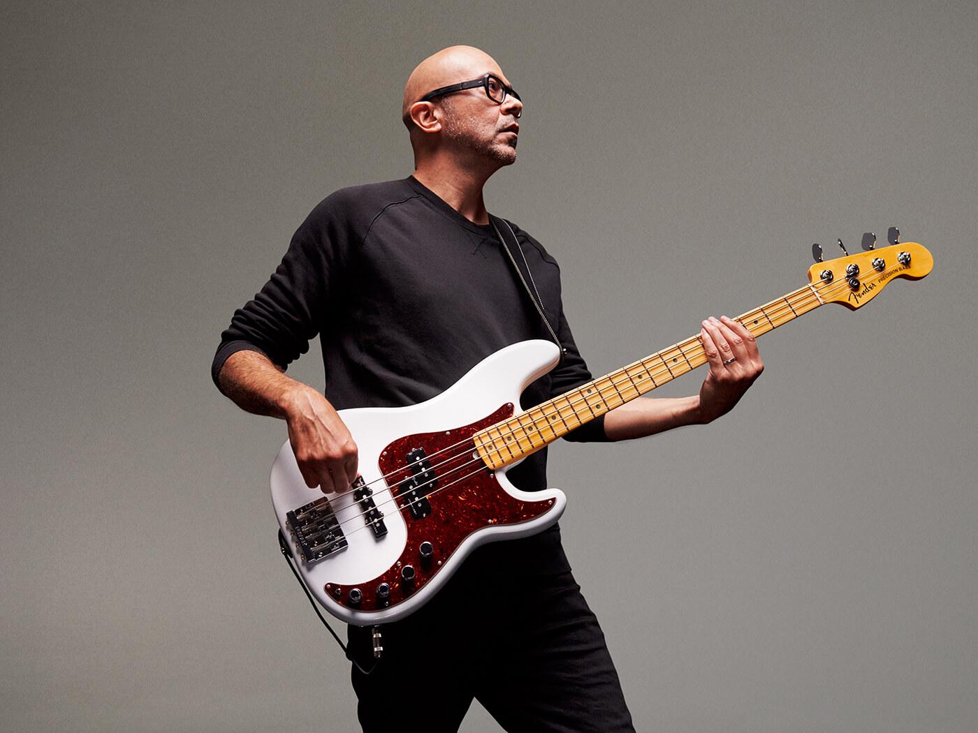 Fender American Blas Perez Precision Bass