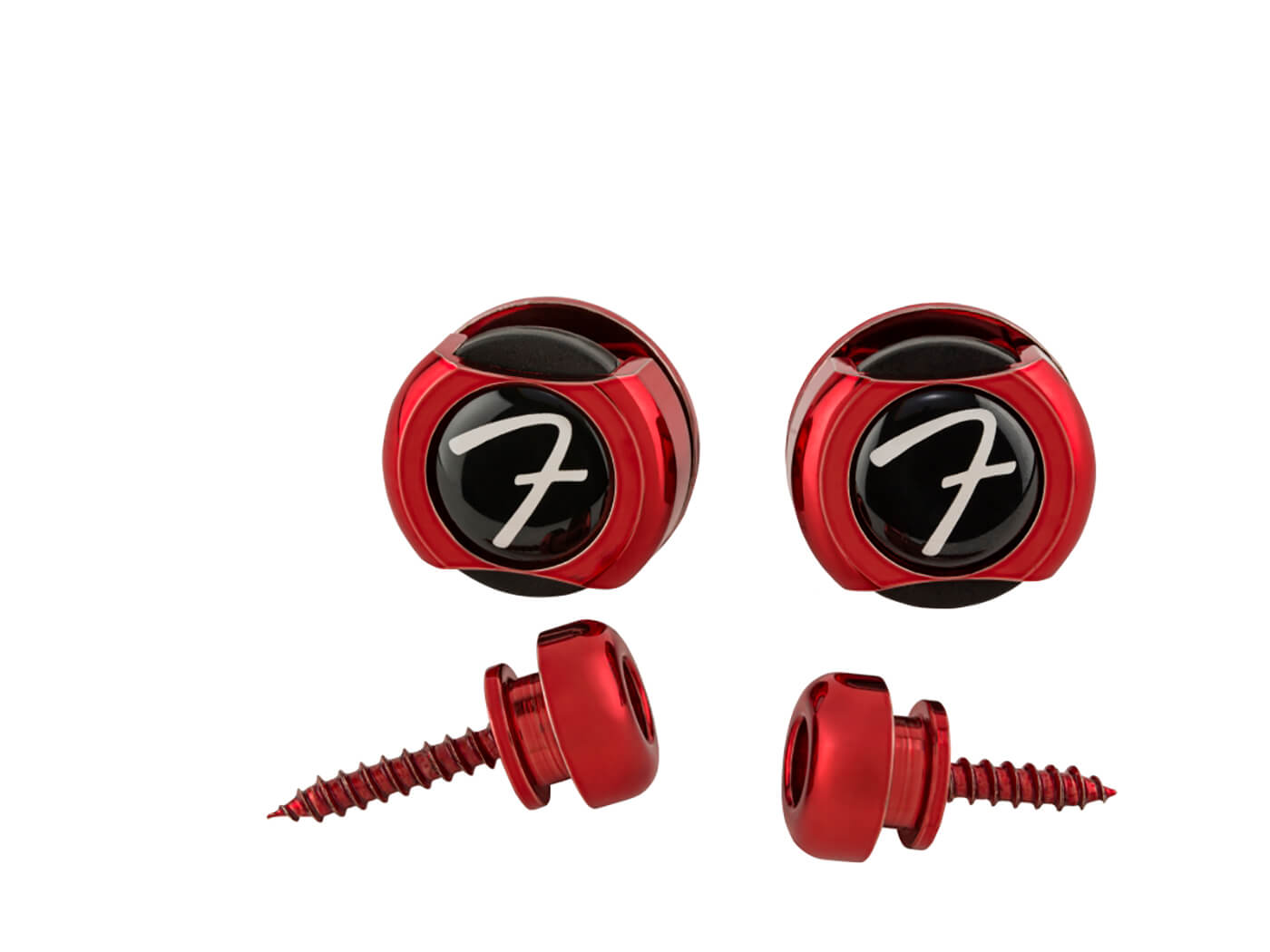 Fender Infinity Locks (Red)