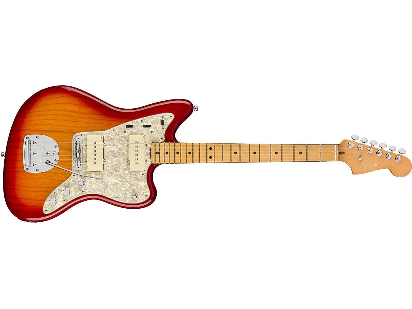 Fender American Jazzmaster (Plasma Red Burst)