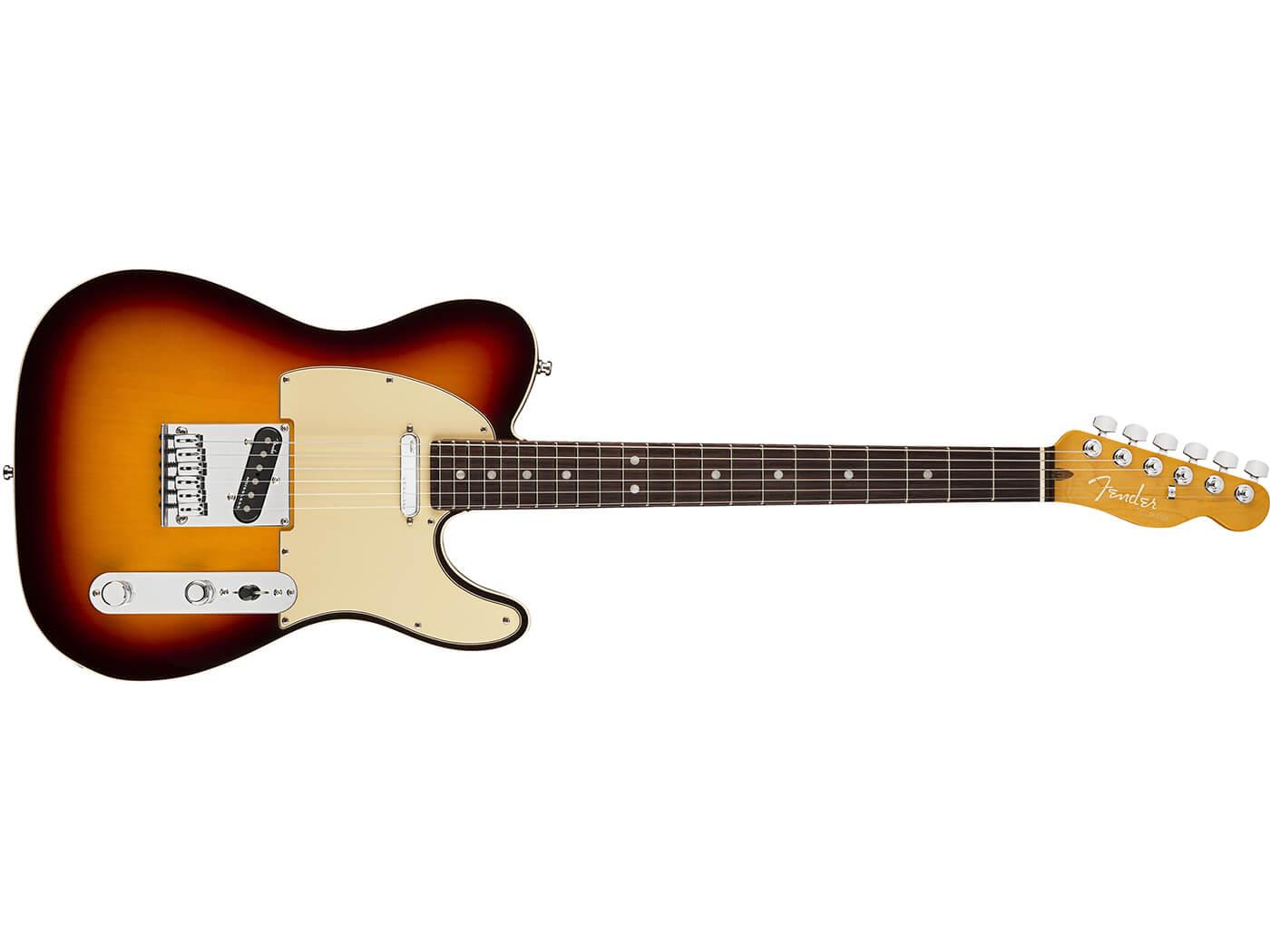 Fender American Stratocaster HSS (Ultraburst)