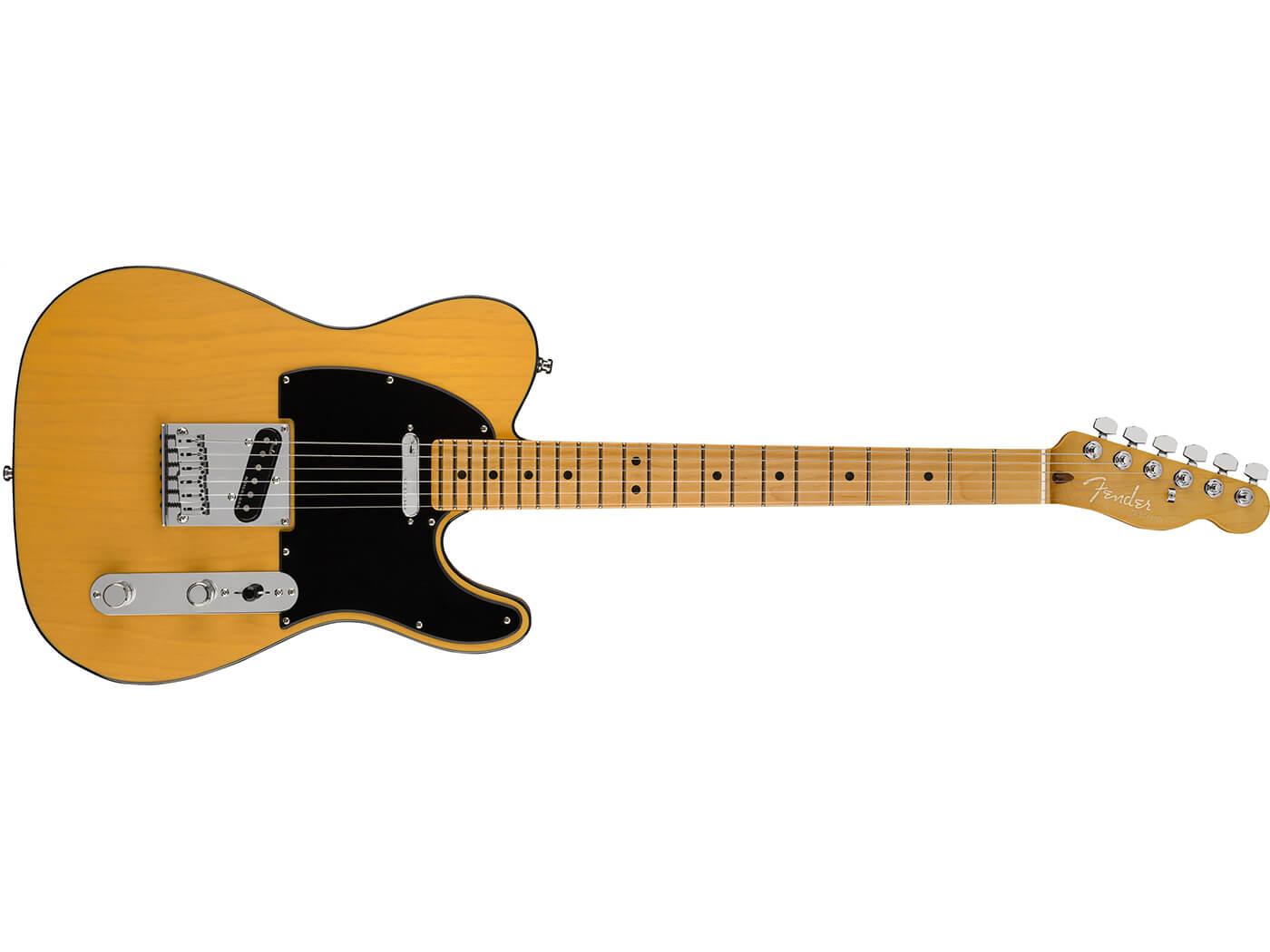 Fender American Telecaster (Butterscotch Blonde)