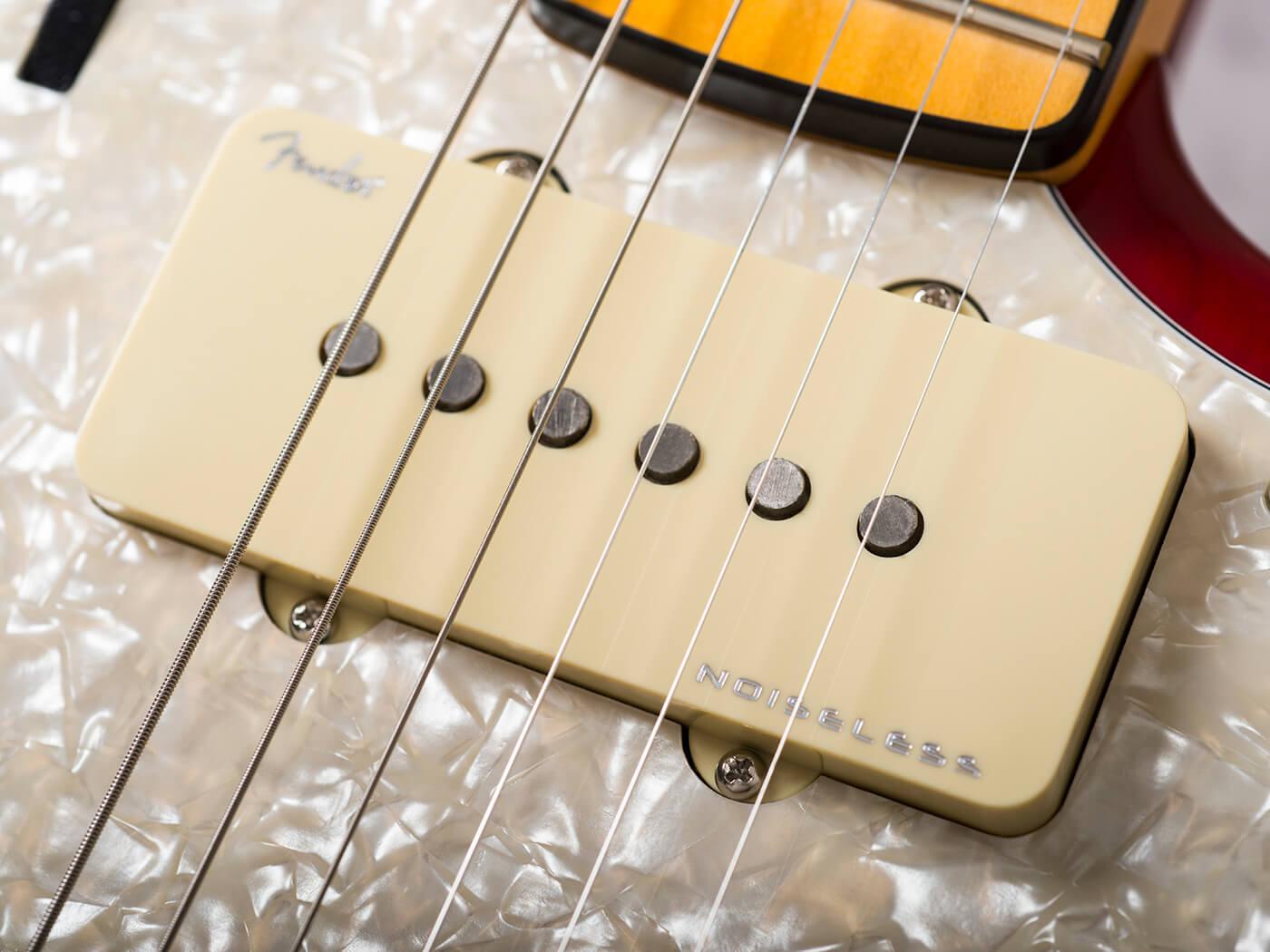 Fender Ultra Jazzmaster (Pickups)