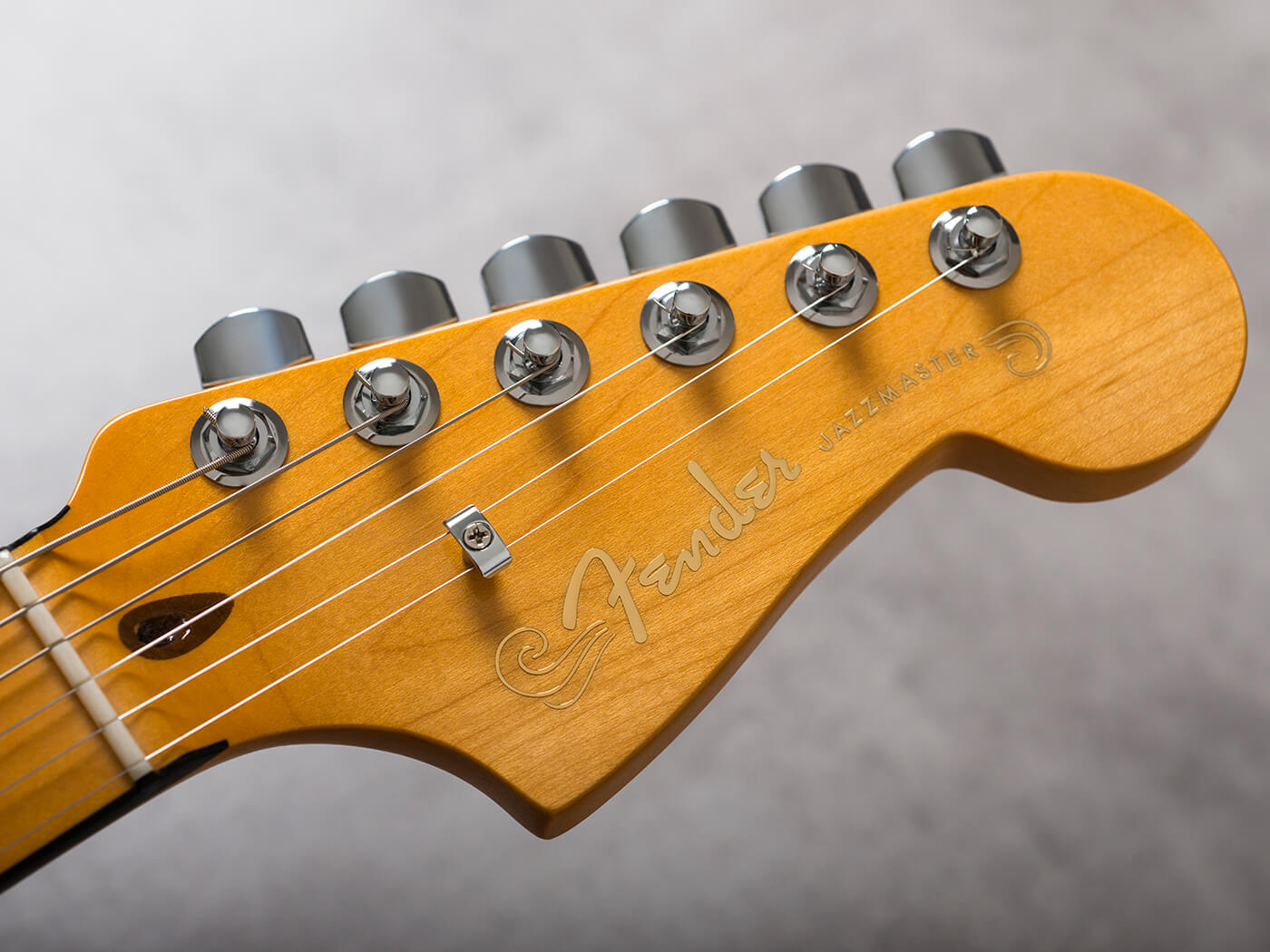 Fender Ultra Jazzmaster (Headstock)