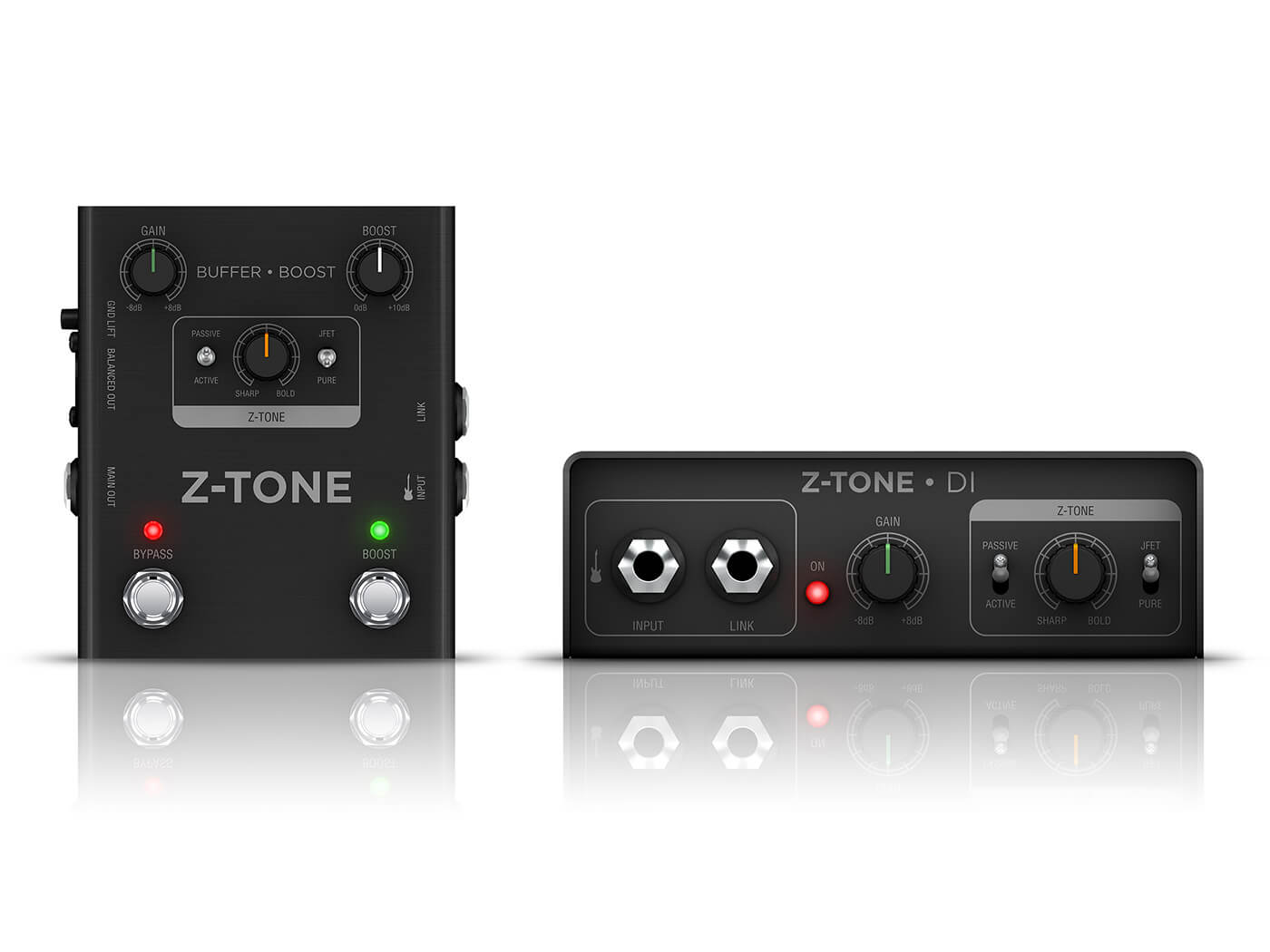 IK Multimedia Z-Tone Buffer Boost & DI