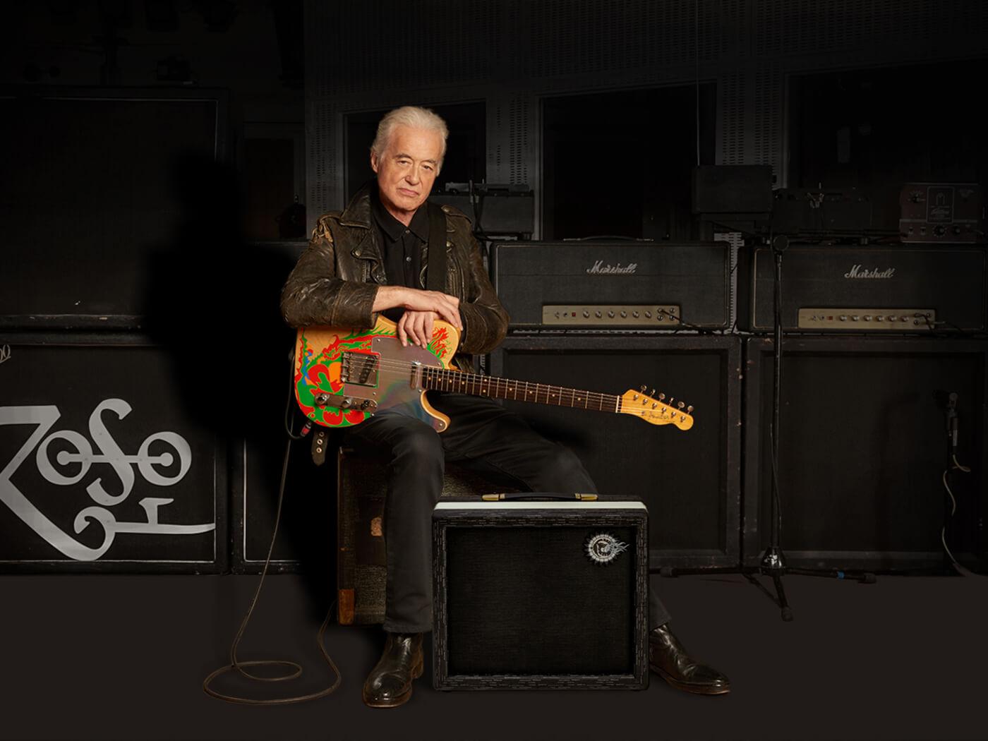 Jimmy Page Sundragon Standard Amp