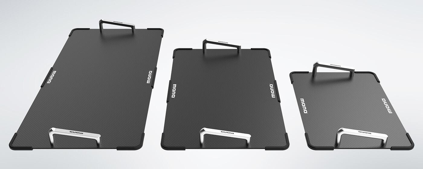 MONO Carbon Fiber Pedal Board