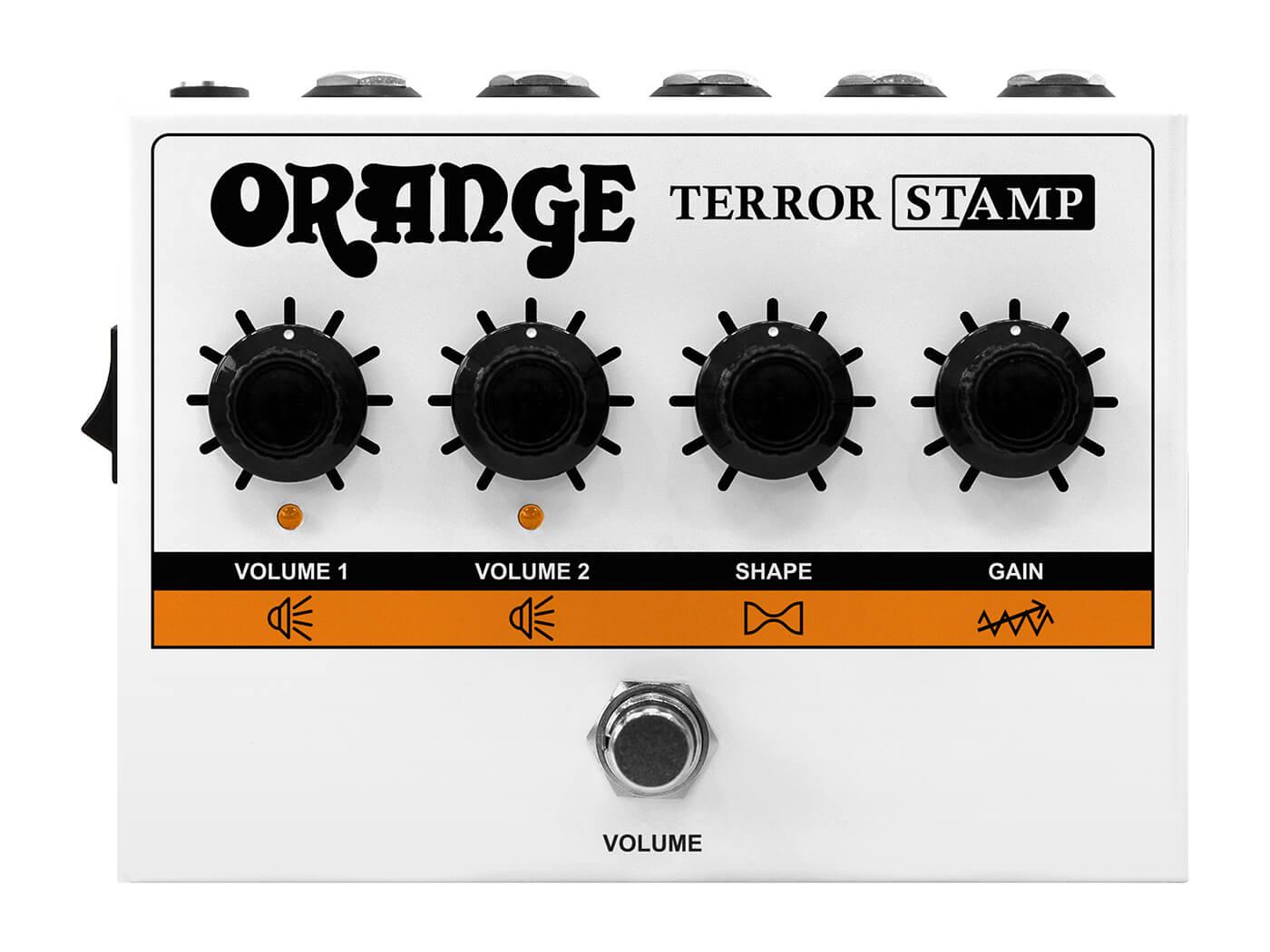 Orange Terror Stamp (FRONT)