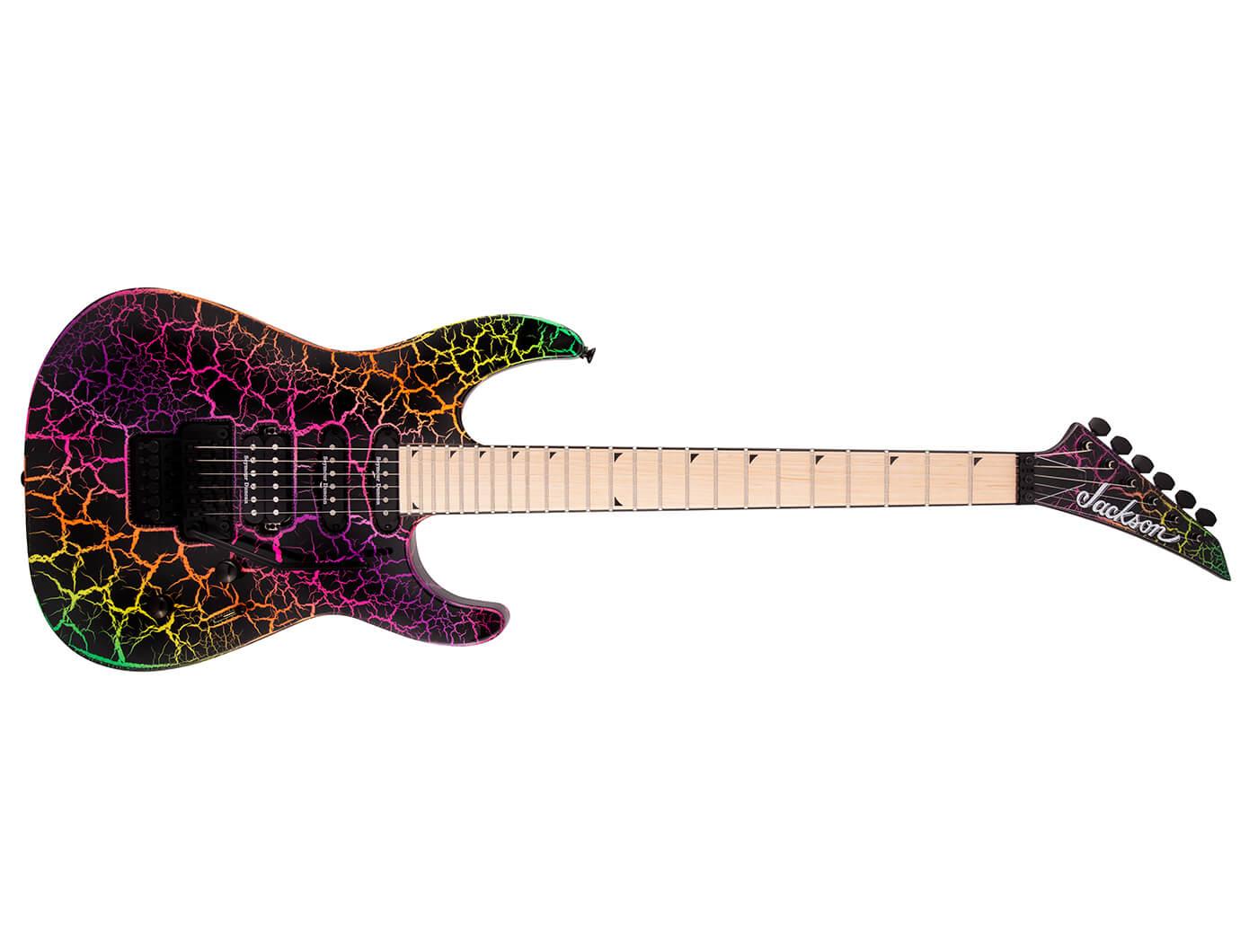 Pro Series Soloist SL3M Rainbow Crackle