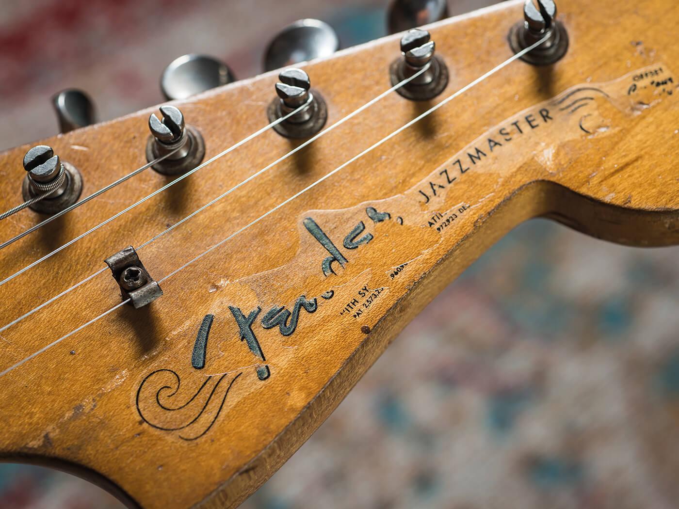 1962 Fender Jazzmaster aka 'Jazzy'