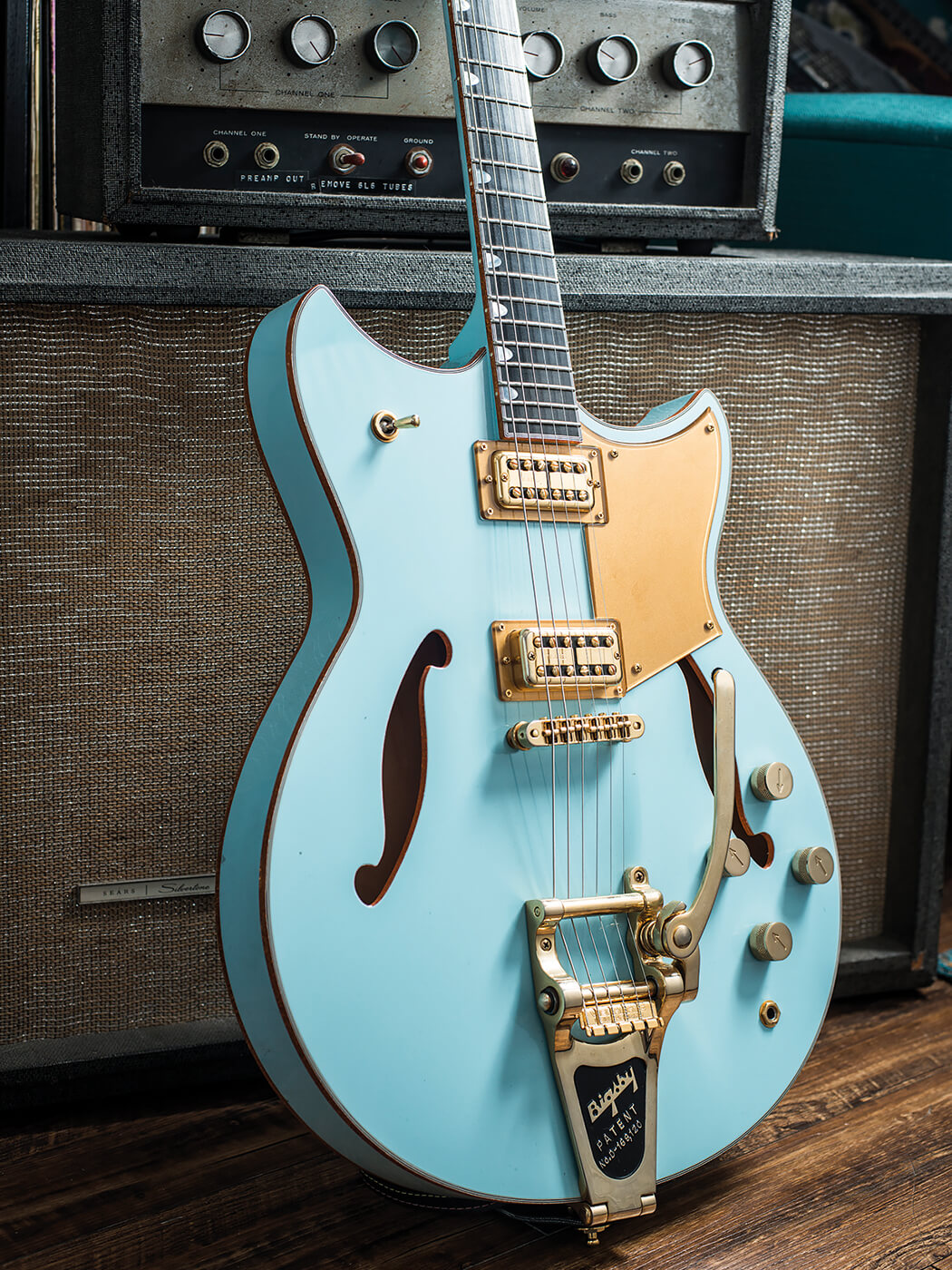 Yamaha Custom Shop Semi-Hollow