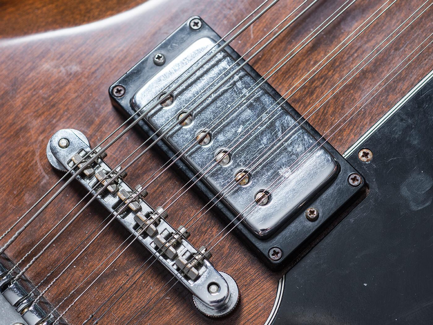 Scott holiday's Gibson EDS-1275 doubleneck