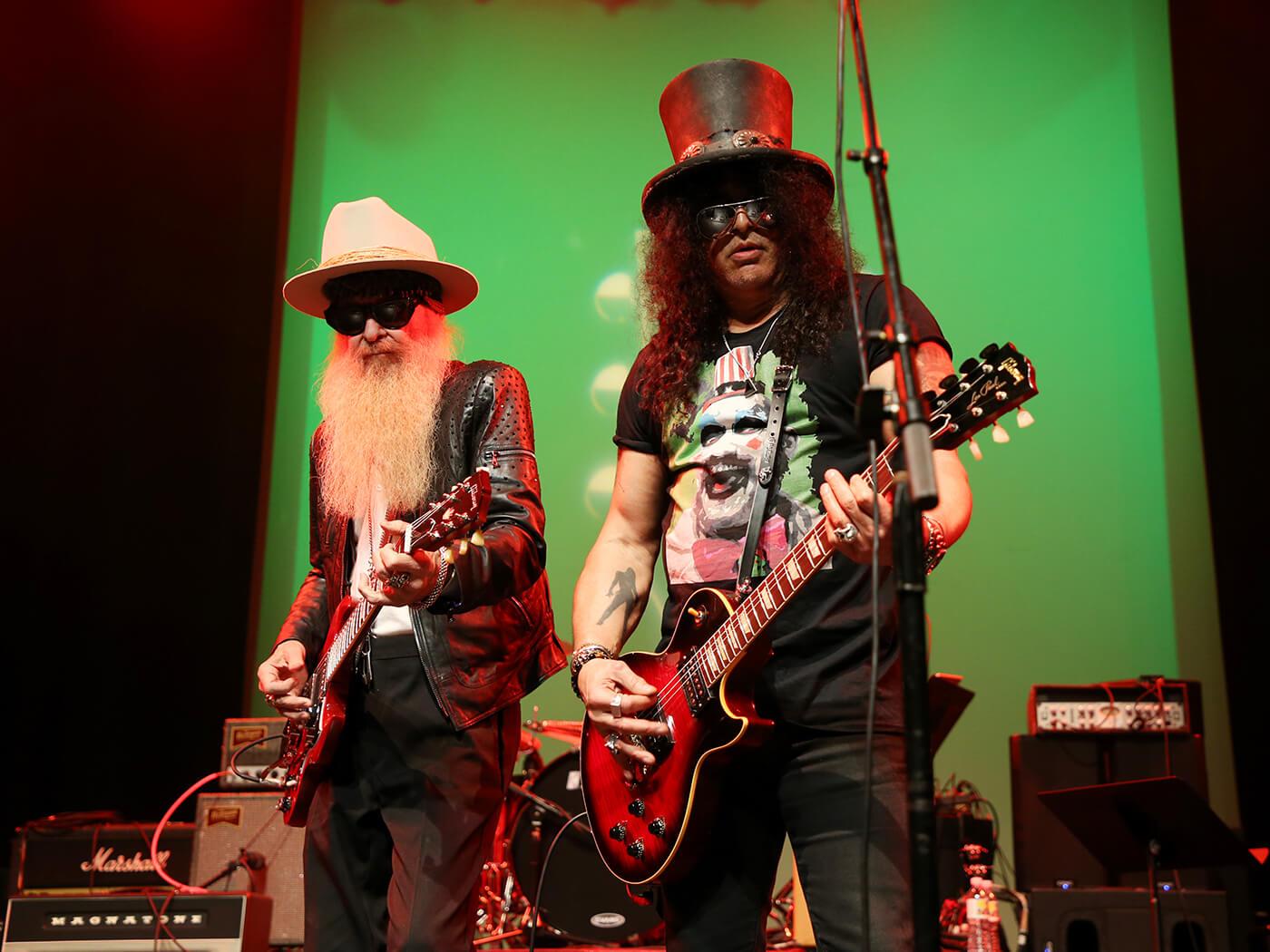 Slash & Billy Gibbons