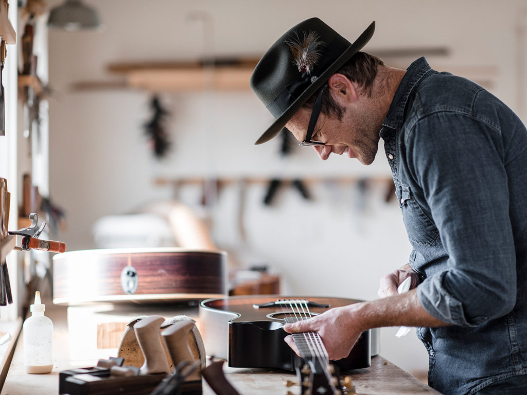 Andy Powers of Taylor Guitars