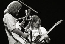 The Eagles Don Felder & Joe Walsh