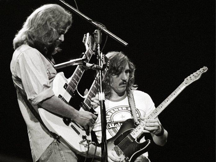 The Eagles Don Felder & Joe Walsh