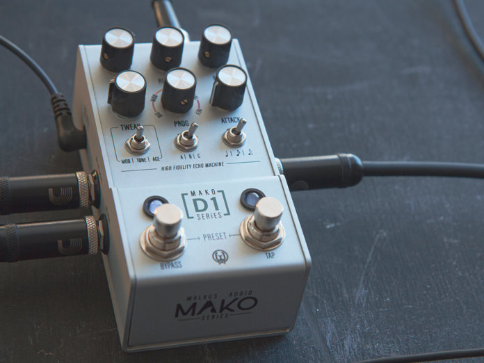 Walrus Audio Mako D1 Series