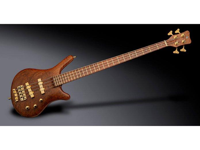 Warwick Custom Shop Bass