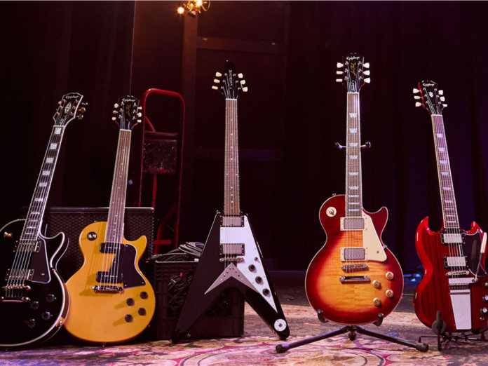 The Inspired by Gibson Range